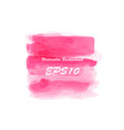 colored watercolor background vector image