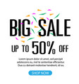 big sale up to 50 off shop now image vector image vector image