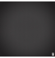 Black seamless cubic texture Gradient vector image vector image