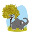 animal cute design vector image