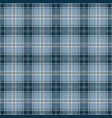 blue tablecloth tartan plaid seamless pattern vector image vector image