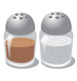 salt and pepper vector image