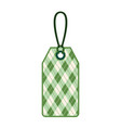 st patrick day commercial tag isolated icon vector image vector image