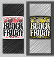 Vertical banners for black friday