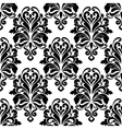 Vintage classic floral seamless pattern vector image vector image