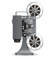 Film Projector vector image