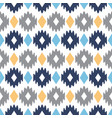 ethic seamless pattern vector image vector image