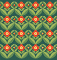 flowers and leaves nature background abstract