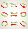 Set of arrows vector | Price: 1 Credit (USD $1)