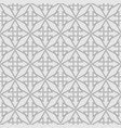 tile grey pattern vector image vector image