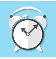 alarm clock web icon vector image vector image