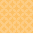 pattern02 mono orangeth vector image vector image