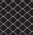 wire fence seamless pattern vector image