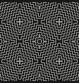 Seamless pattern with smooth rounded wavy lines