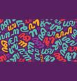 javanese batik grunge seamless pattern backgound vector image