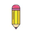 pencil icon image vector image vector image