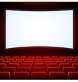 Cinema Theatre vector image vector image