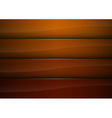 background orange stripe vector image vector image
