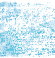 blue watercolor texture background for design vector image