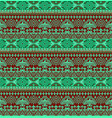 tribal ethno seamless background vector image