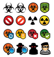 Malware Icons vector image