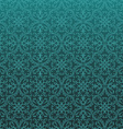 Seamless Damask Background Pattern Design and vector image vector image