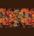 autumn shatter vector image vector image