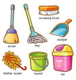 Cleaning supplier vocabulary