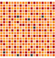 rounded square background seamless pattern vector image vector image
