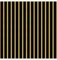 Yellow and black stripes background vector image vector image