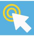 Click Icon vector image vector image
