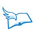 literature symbol vector image