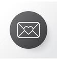 close envelope icon symbol premium quality vector image vector image