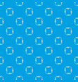 pigweed wheat pattern seamless blue vector image vector image