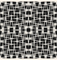 cross hatch pattern abstract seamless texture vector image vector image