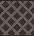 abstract seamless diamond pattern vector image vector image