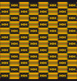 cloth kente african seamless pattern vector image vector image