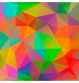 color background from polygon vector image