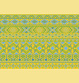indian pattern tribal ethnic motifs seamless vector image