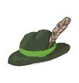 Irish hat icon cartoon style vector image vector image