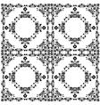 oriental style seamless pattern twelve vector image vector image