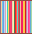 color lines background vector image vector image