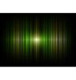 vertical lines green vector image