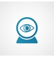 Web camera eye icon vector image vector image