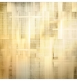 Golden brown wooden texture plus EPS10 vector image vector image
