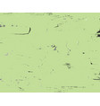 light green grunge background vector image