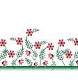 Floral Art background vector image