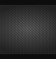 seamless industrial metal carbon texture vector image vector image