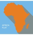 africa flat vector image vector image