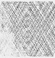 stroke distress texture vector image vector image
